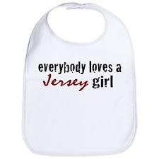 Everyone Loves a Jersey Girl Bib