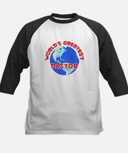 World's Greatest Pastor (F) Tee