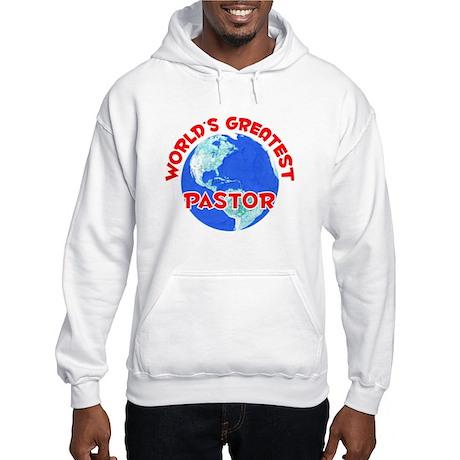 World's Greatest Pastor (F) Hooded Sweatshirt