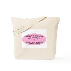 Kazakhstan Adoption Tote Bag