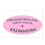 Kazakhstan Adoption Postcards (Package of 8)