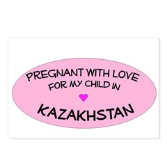 Kazakhstan Adoption Postcards (Package of 8)