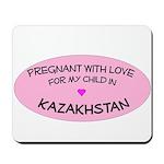 Kazakhstan Adoption Mousepad
