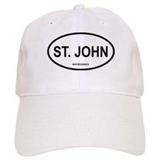 St. John Oval Baseball Cap