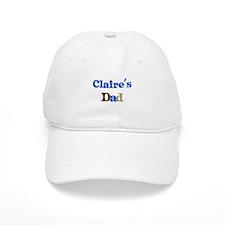 Claire's Dad Baseball Cap