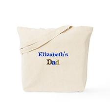 Elizabeth's Dad Tote Bag