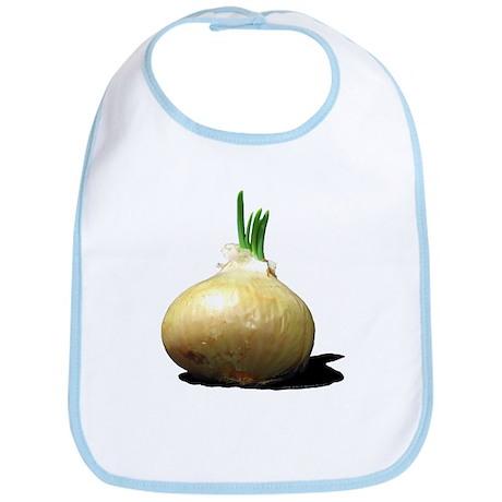 Sprouting Onion Bib