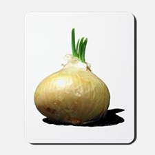 Sprouting Onion Mousepad