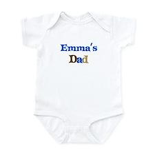 Emma's Dad Infant Bodysuit