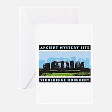Stonehenge Monument Greeting Cards (Pk of 10)