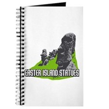 Easter Island Statues Journal