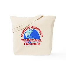 World's Greatest Perso.. (F) Tote Bag