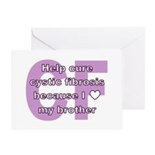 *heart* brother Greeting Card