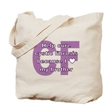*heart* brother Tote Bag