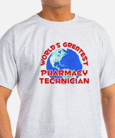 World's Greatest Pharm.. (F) T-Shirt