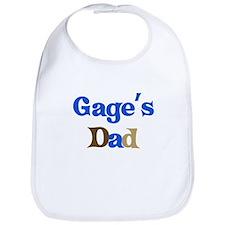 Gage's Dad  Bib