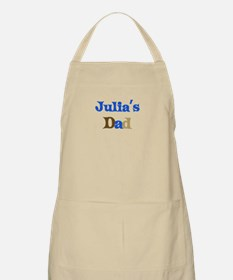 Julia's Dad BBQ Apron