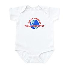 World's Greatest Phila.. (F) Infant Bodysuit