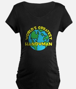 World's Greatest Handy.. (H) T-Shirt