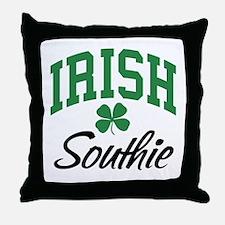 Irish Southie Throw Pillow