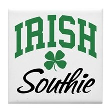 Irish Southie Tile Coaster