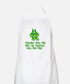 Cthulhu Party Humor BBQ Apron