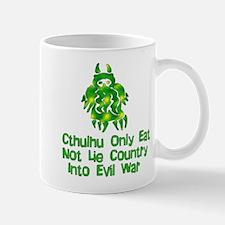 Cthulhu Party Humor Mug