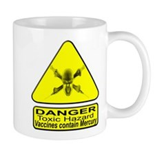 """Toxic Hazard"" Mug"