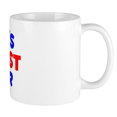 World's Greatest Trainer (A) Mug