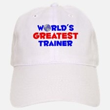 World's Greatest Trainer (A) Cap