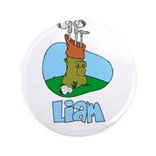 """Liam 3.5"""" Button (100 pack)"""