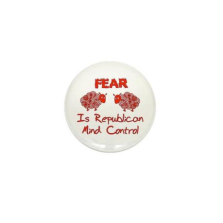 Fear Politics Mini Button (10 pack)