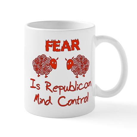 Fear Politics Mug