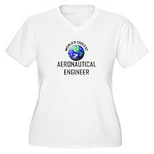 World's Coolest AERONAUTICAL ENGINEER T-Shirt
