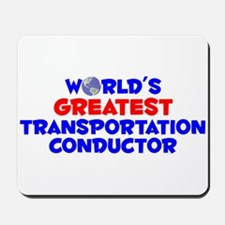 World's Greatest Trans.. (A) Mousepad