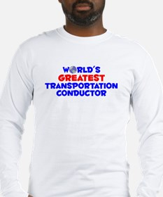World's Greatest Trans.. (A) Long Sleeve T-Shirt