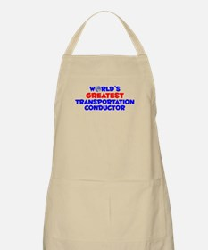 World's Greatest Trans.. (A) BBQ Apron