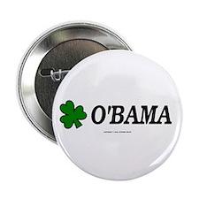 """O'Bama - 2.25"""" Button"""