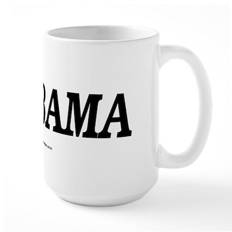 O'Bama - Large Mug