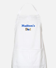 Madison's Dad BBQ Apron