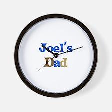 Joel's Dad  Wall Clock
