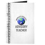 World's Coolest ADVISORY TEACHER Journal