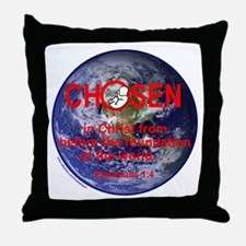 ANTI-ABORTION RIGHT TO LIFE Throw Pillow