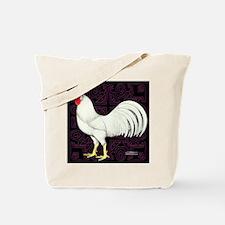 Leghorn Rooster Tote Bag