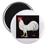 Leghorn Rooster Magnet