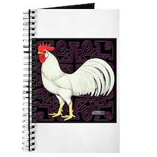 Leghorn Rooster Journal