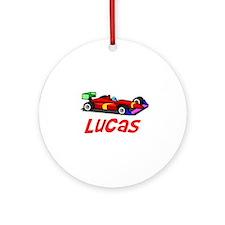 Lucas Ornament (Round)