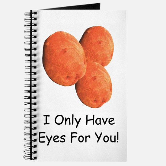 Eyes For You! Journal