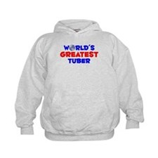 World's Greatest Tuber (A) Hoodie