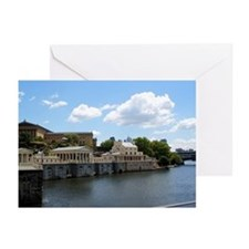 10 Philadelphia Greeting Cards: Waterworks